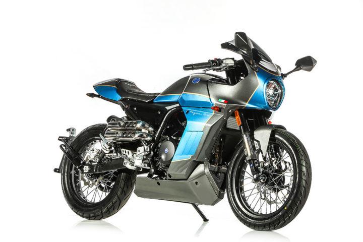 Moto pagani 125cc